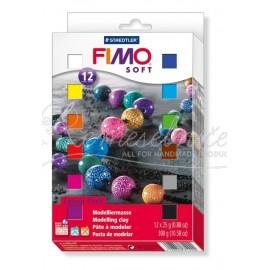 FIMO Soft sada 12 farieb
