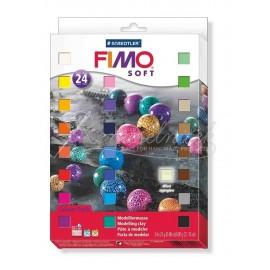 FIMO Soft sada 24 farieb