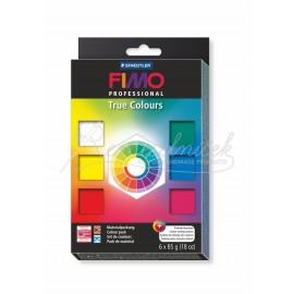 FIMO profesional sada - základné farby