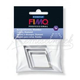 FIMO vykrajovátka - Diamant (3ks)