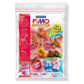 """FIMO silikonová forma """"Little bears"""""""