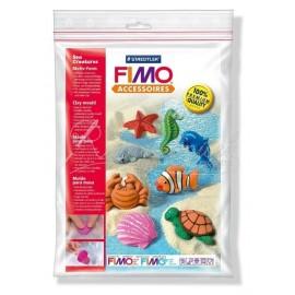 "FIMO silikonová forma ""Sea creatures"""