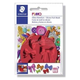 FIMO silikonová vytláčacia forma - Mašličky