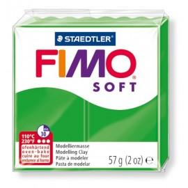 FIMO soft zelená 57g