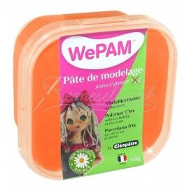 Samotvrdnúca polymerová modelovacia hmota WePAM 145g - oranžová