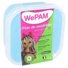 Samotvrdnúca polymerová modelovacia hmota WePAM 145g - azúrová