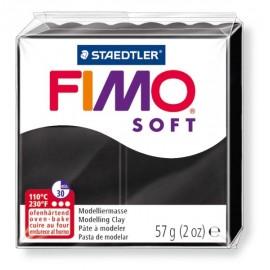 FIMO soft čierna 57g