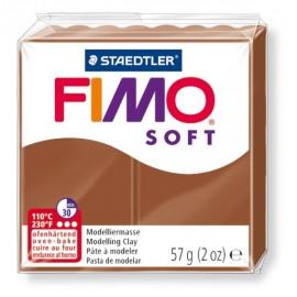 FIMO soft hnedá 57g