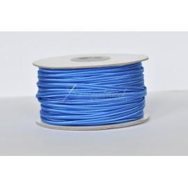 šnurka sutaška 3mm modrá