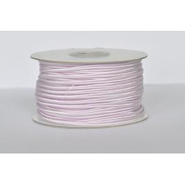šnurka sutaška 3mm svetlo fialová