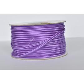 šnurka sutaška 3mm fialová
