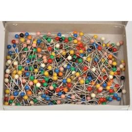 špendlíky 33mm farebné