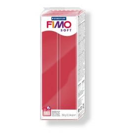 FIMO soft tmavo červená 350g
