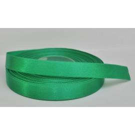 saténová stuha zelená 12mm