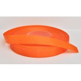 saténová stuha oranžová 12mm