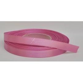 saténová stuha 9mm rúžovo fialová, návin 27 metrov