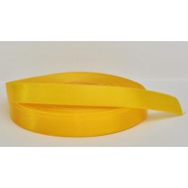 saténová stuha žltá 12mm
