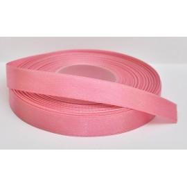 saténová stuha stará rúžová 12mm