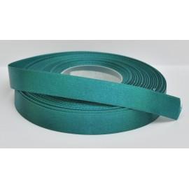 saténová stuha modro-zelená tmavá 12mm