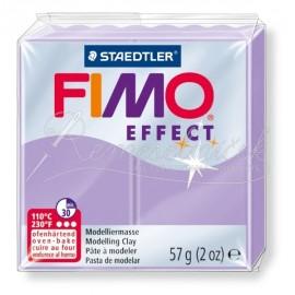 FIMO efekt pastel lila 57g