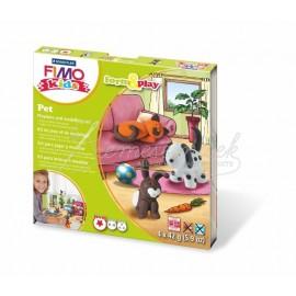 FIMO sada kids form & play mazlíčkovia