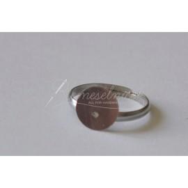 Lôžka pre krištálovú živicu - prsten zaklad
