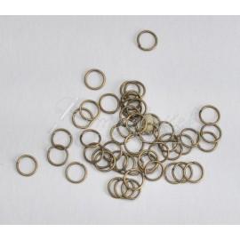 spojovacie kružky 5mm - 20ks