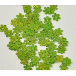 flitre kvet farba zelená