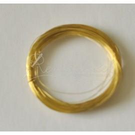 mosadzny drôt 0,2mm, 50g