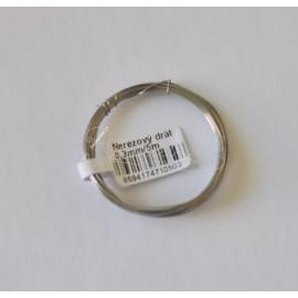 nerezovy drôt 0,3mm - 5metrov