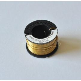 mosadzný drôt 0,9mm/50g