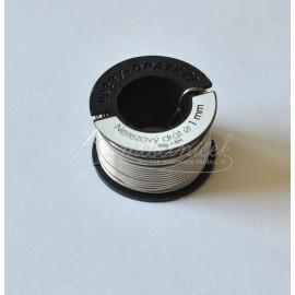 nerezovy drôt 1mm/50g