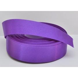 saténová stuha fialová 25mm