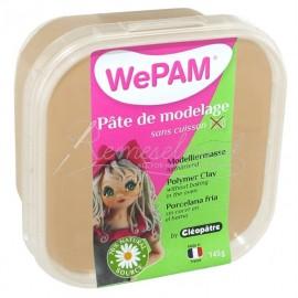 Samotvrdnúca polymerová modelovacia hmota WePAM 145g - svetlo hneda