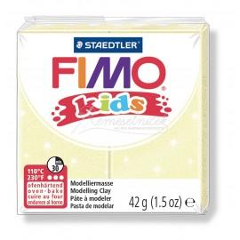 FIMO kids perletova žltá 42g