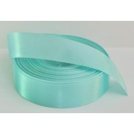 saténová stuha bledo modrá 25mm