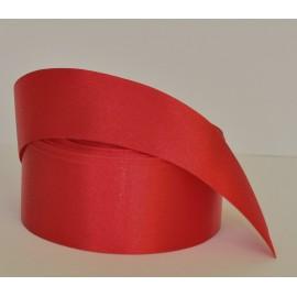 saténová stuha tmavo červená  38mm