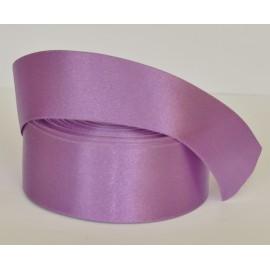 saténová stuha svetlá fialová  38mm