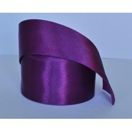 saténová stuha fialová biskupská 50mm