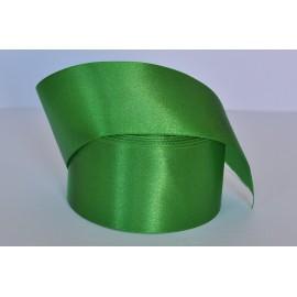 saténová stuha zelená trávová 50mm