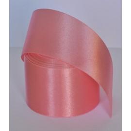 saténová stuha ružová 50 mm