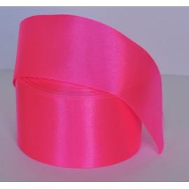 saténová stuha silno rúžová 50 mm
