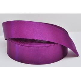 saténová stuha fialová biskupská 25mm