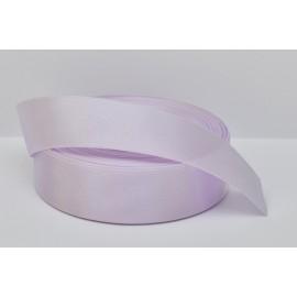 saténová stuha bledo fialová 25mm