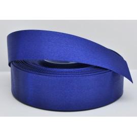 saténová stuha tmavá modrá 25mm