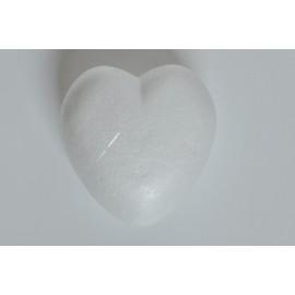 polystyrenové srdce 60mm