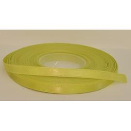 saténová stuha 6mm jasno zelená 9metrov