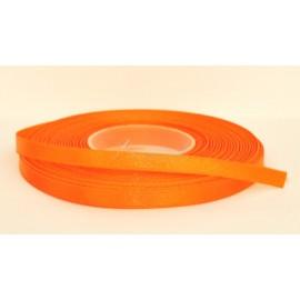 saténová stuha 6mm oranžová