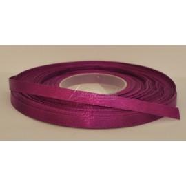 saténová stuha 6mm fialová biskupská