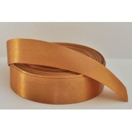 saténová stuha zlatá 2